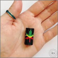dreadlock accessories animals nature dreadlock sleeve loc jewelry peyote stitch for
