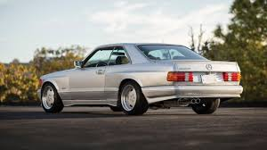 mercedes 560 sec coupe for sale mercedes 560 sec 6 0 amg wide