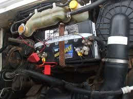 installing an arb battery tray in late 2004 gu 4 2 tdi