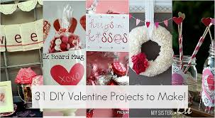 Valentine S Day Decoration Ideas To Make by Great Ideas 31 Diy Valentine U0027s Day Projects To Make Tatertots
