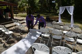 discount linen rental wedding ceremony chair rental clearwater florida archives a