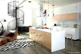 cuisine ouverte sur salon cuisine ouverte sur salon cuisine salon cuisine en