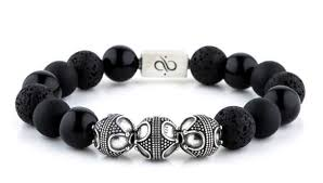 beaded black bracelet images Black bracelets aurum brothers jpg