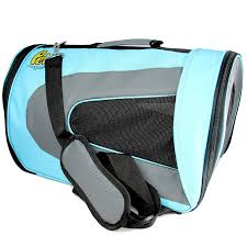 amazon com soft sided pet travel carrier airline approved for