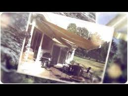 Homemade Retractable Awning Welcome To Diy Retractable Awnings Youtube