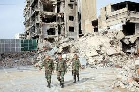 siege army syrian army breaks daesh siege of key aleppo air base times