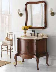 queen anne legs or what to look for in an antique bathroom vanity