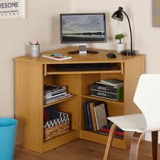 inexpensive corner desk bush furniture wheaton reversible corner desk walmart com