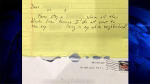 loudoun county family says it received letter nbc4 washington