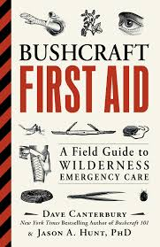 bushcraft first aid book by dave canterbury jason a hunt