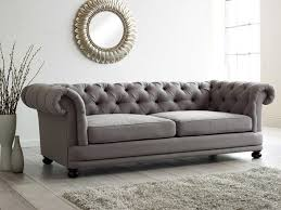 Chesterfield Tufted Leather Sofa Chesterfield Sofa Leather Uk Iammyownwife Com