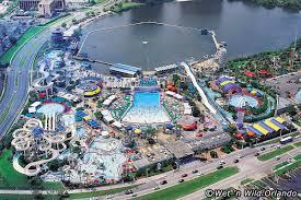 Aquatica Orlando Map by Wet U0027n Wild Orlando Water Park On International Drive