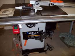 delta table saw for sale delta 36 714 hybred saw woodworking talk woodworkers forum