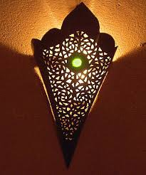 Moroccan Wall Sconce Modesty Moroccan Wall Sconces