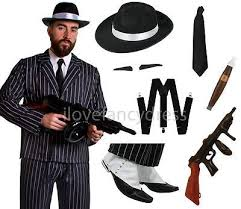 Woman Gangster Halloween Costumes 20 Mafia Costume Ideas Diy Toga Gangster