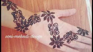 stylish simple mehndi henna designs for for beginners most