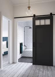 bathroom doors ideas best 25 sliding bathroom doors ideas on pertaining to