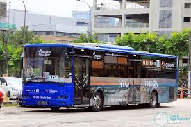 Transtar Map Transtar Cross Border Bus Service Ts1 Land Transport Guru