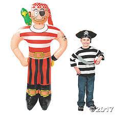 Jumbo Halloween Costumes Jumbo Pirate