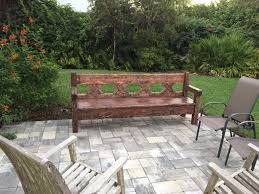 Outside Bench View Our Gallery Lots Of Rustic Farm Tables Jesus Tables
