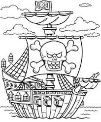 pirate coloring pages print coloring