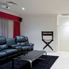 home theater wall decor online get cheap theater wall decals aliexpress com alibaba group