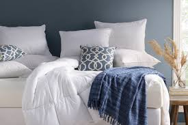 How To Make A Duvet Cover Stay The Difference Between A Duvet And Comforter Apartment Therapy