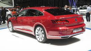 volkswagen arteon cost from 41 790 euros american car brands