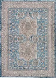 Gray Blue Area Rug Terracotta Yucatan Gray Blue Area Rug Froy