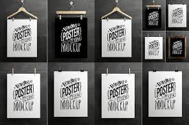 design templates photography free photo frame mockups 20 hanging poster mockups free u0026 premium templates