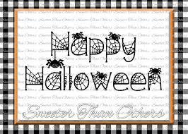halloween svg happy halloween svg spi design bundles
