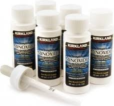 kirkland 5 liquid minoxidil extra strength hair regrowth for men