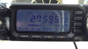 yaesu ft 100d on eleven meters youtube