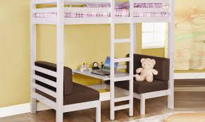 Bunk Bed With Mattresses Included Wooden Futon Bunk Bed Bunk Bedswooden Bunk Bed With Futon And