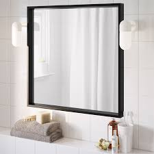 Ikea Mirrors Bathroom Adorable Bathroom Mirrors Ikea Of Mirror Pics Find Best