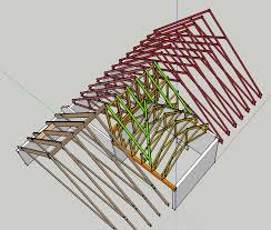 reason 2 truss would u framing contractor talk