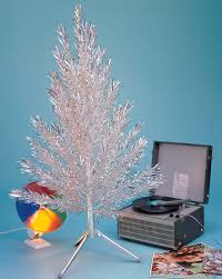 vintage aluminum christmas tree the and awesome resurgence of the aluminum christmas tree