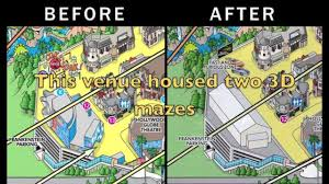 universal studios halloween horror nights map hhn 2013 speculation 10 losing 2 mazes brought to you by mr