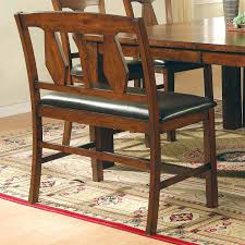 steve silver lakewood counter height dining bench walmart com