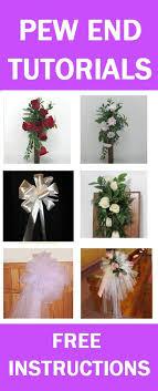 best 25 wedding pew decorations ideas on church pew