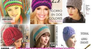 modelos modernos para gorras tejidas con 20 gorros para tejer en crochet y dos agujas patrones y tutoriales