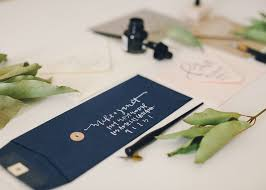 wedding invitations return address how to properly address your wedding invites 001 the return a