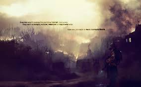 gas masks quotes smoke soldier text the dark knight war walldevil