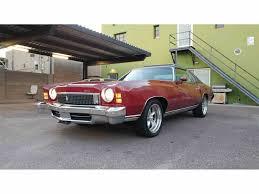 1973 chevrolet monte carlo for sale classiccars com cc 1004228