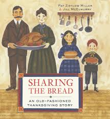 the bread thanksgiving read aloud food drive place