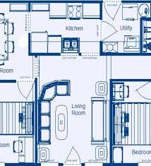 house floor plan with dimensions 2d on house measurements floor