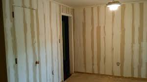 how to paint over wood paneling remove that paneling the easy way