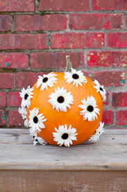 No Carve Pumpkin Decorating Ideas Easy No Carve Pumpkin Ideas U2013 A Beautiful Mess