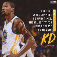 golden state warriors u0027 kevin durant continues to embrace villain role