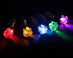 led earrings led earrings etsy